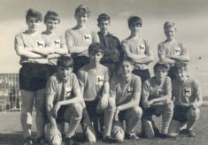 North Herts Schools Rep. Side, 1964.